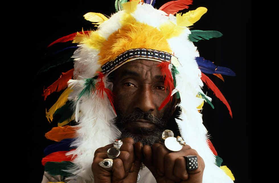 "LEE ""SCRATCH"" PERRY, MAD PROFESSOR & THE ROBOTIKS BAND"